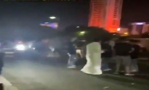 مشاجرة وافدين في المارينا بالكويت