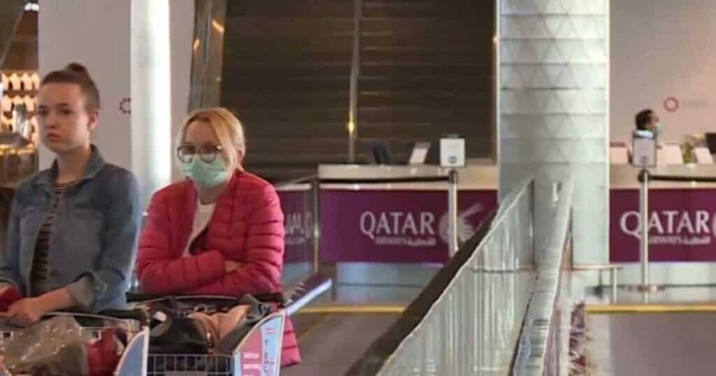 """بعد واقعة مطار حمد.. """"رايتس ووتش"""" تنتقد عدم سماح قطر بالجنس خارج إطار الزواج وشيخة قطرية ترد"""