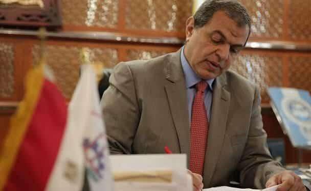 معاون وزير القوى العاملة المصري