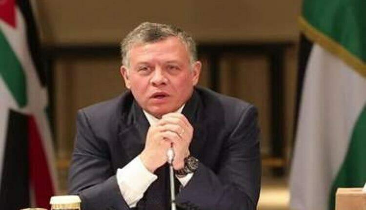 ملك الأردن-العاهل الأردني عبد الله
