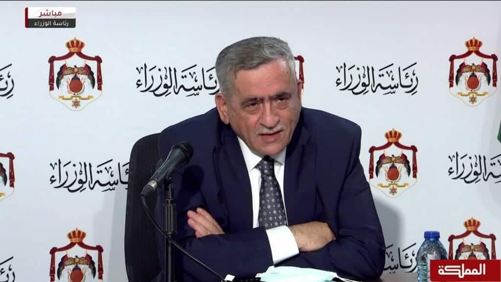 وزير الصحة بالأردن كشف عن كارثة وهذا ما قاله في مؤتمر صحفي دون أن يخفي شيئاً عن مواطنيه