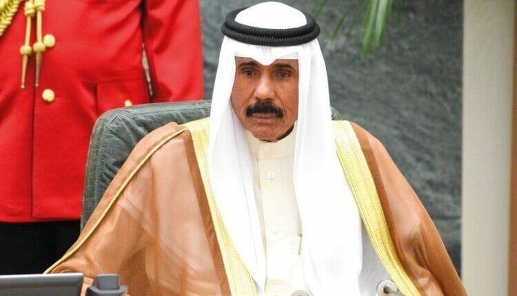 أمير الكويت نواف الاحمد