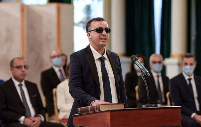 وزير الثقافة التونسي السابق وليد الزيدي