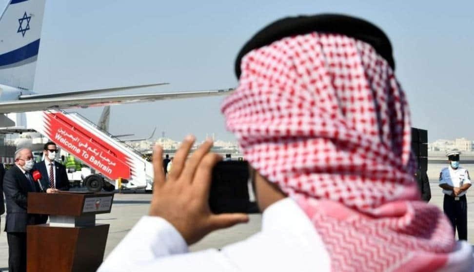 التطبيع الإسرائيلي البحريني