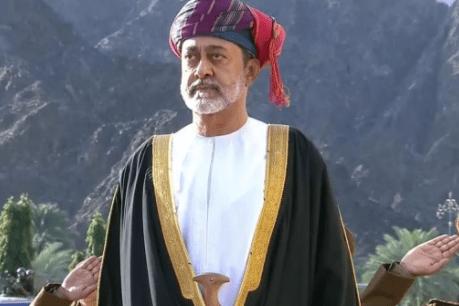 السلطان هيثم بن طارق سلطان سلطنة عمان