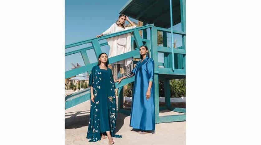 عارضات أزياء سعوديات عرض أزياء في السعودية