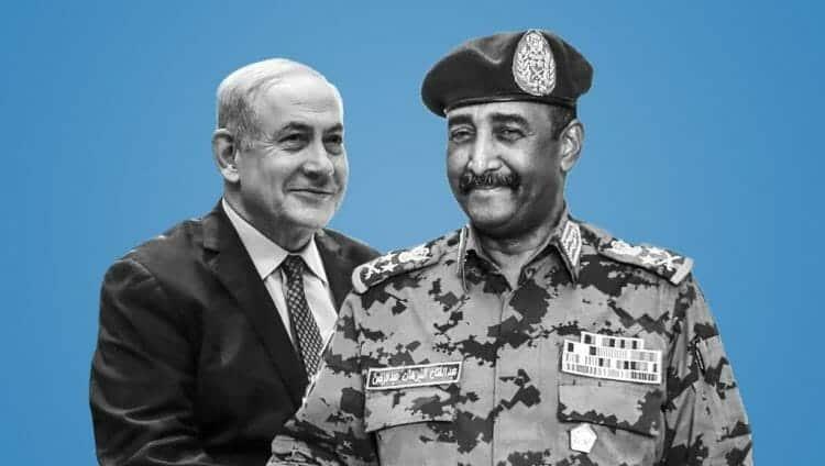تطبيع السودان جاء بعد الإمارات والبحرين