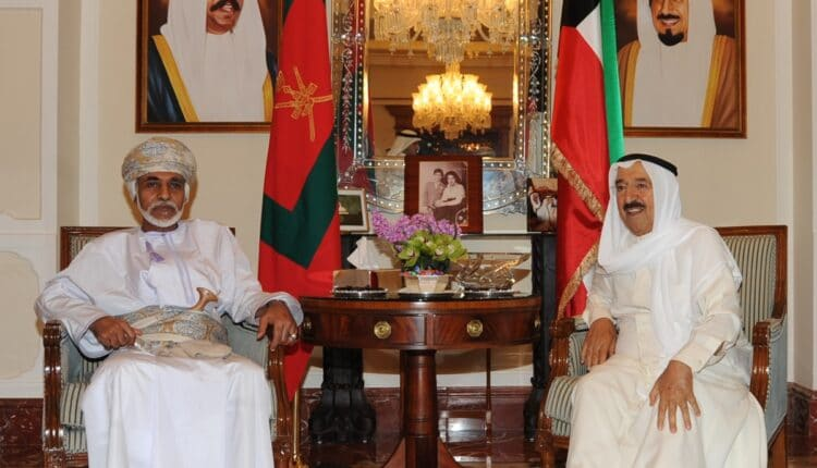 صباح الأحمد والسلطان قابوس حكماء دول الخليج
