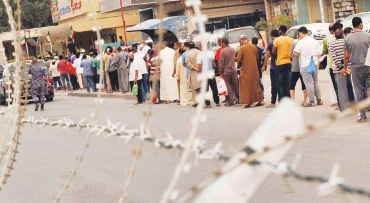 الوافدين بالكويت