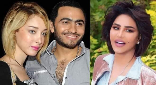 أحلام تدخل على خط أزمة انفصال تامر حسني عن بسمة بوسيل
