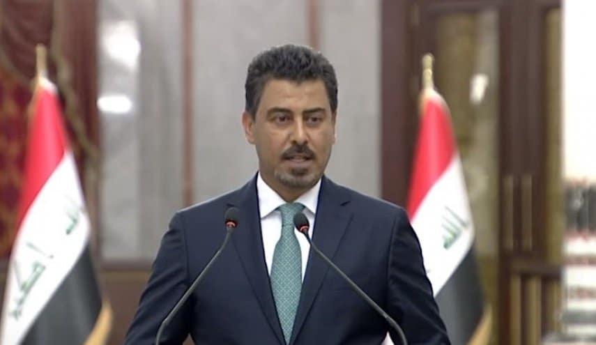 أحمد ملا طلال المتحدث باسم الحكومة العراقية