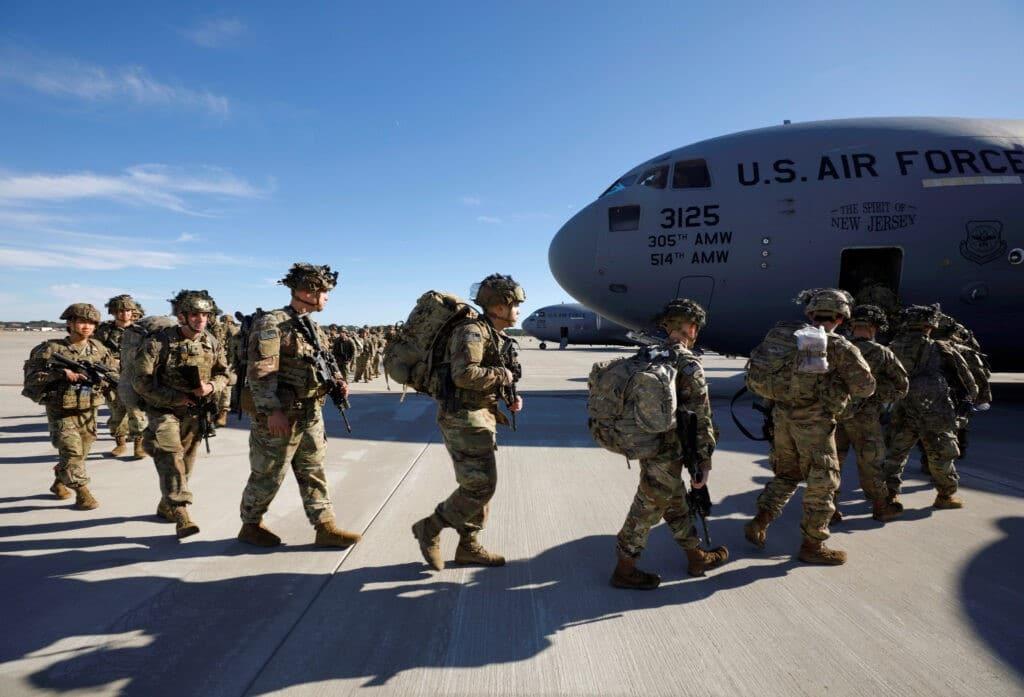 قوات أمريكية-مجتهد اتصالات امريكية سعودية