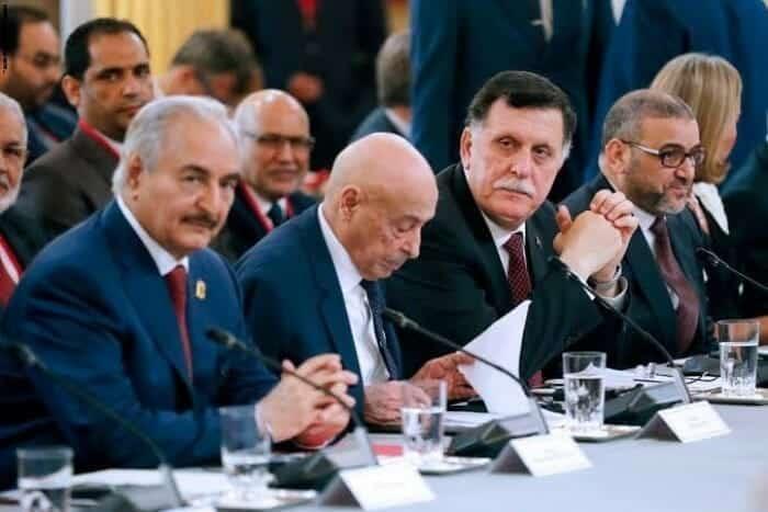 الاتفاق الليبي ملتقى الحوار السياسي الليبي