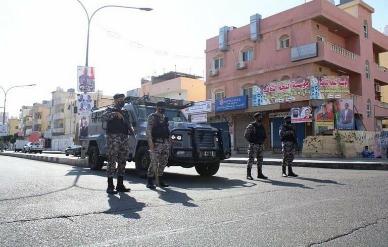 الامن الاردني-الانتخابات الاردنية حمل السلاح