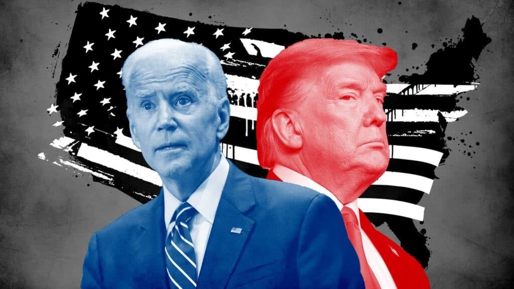 ترامب أصيب بالجنون واتهم الديمقراطيين بسرقة الأصوات.. منافسة حادة في الانتخابات الأمريكية وهذا ما جرى