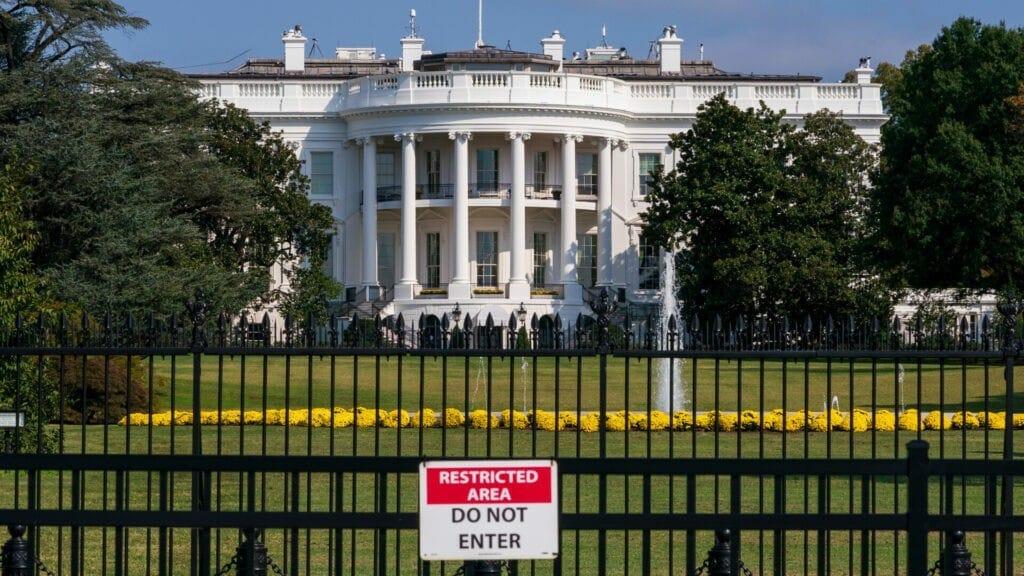 البيت الأبيض - نقل السلطة