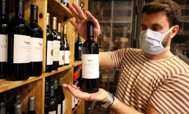 الترويج للخمور