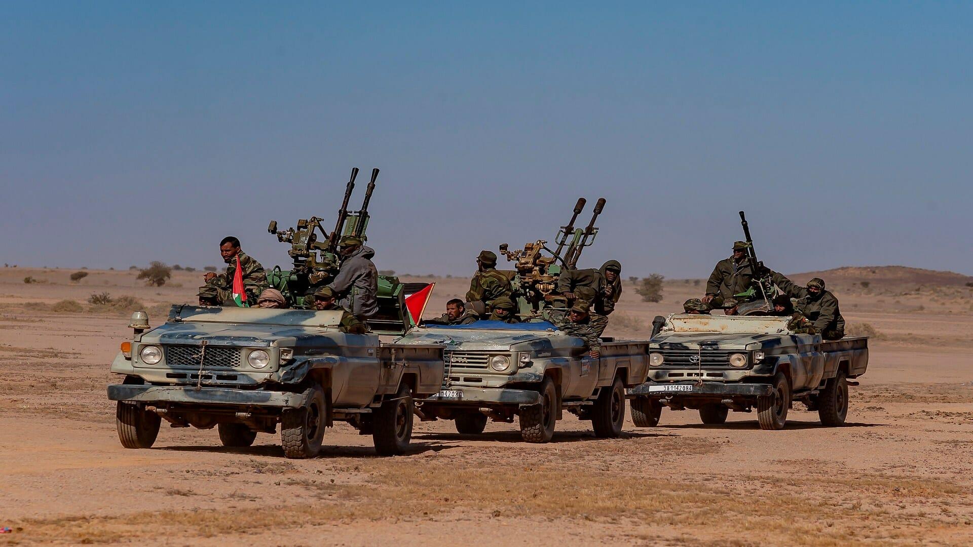 الحرب المغربية المغرب و البوليساريو