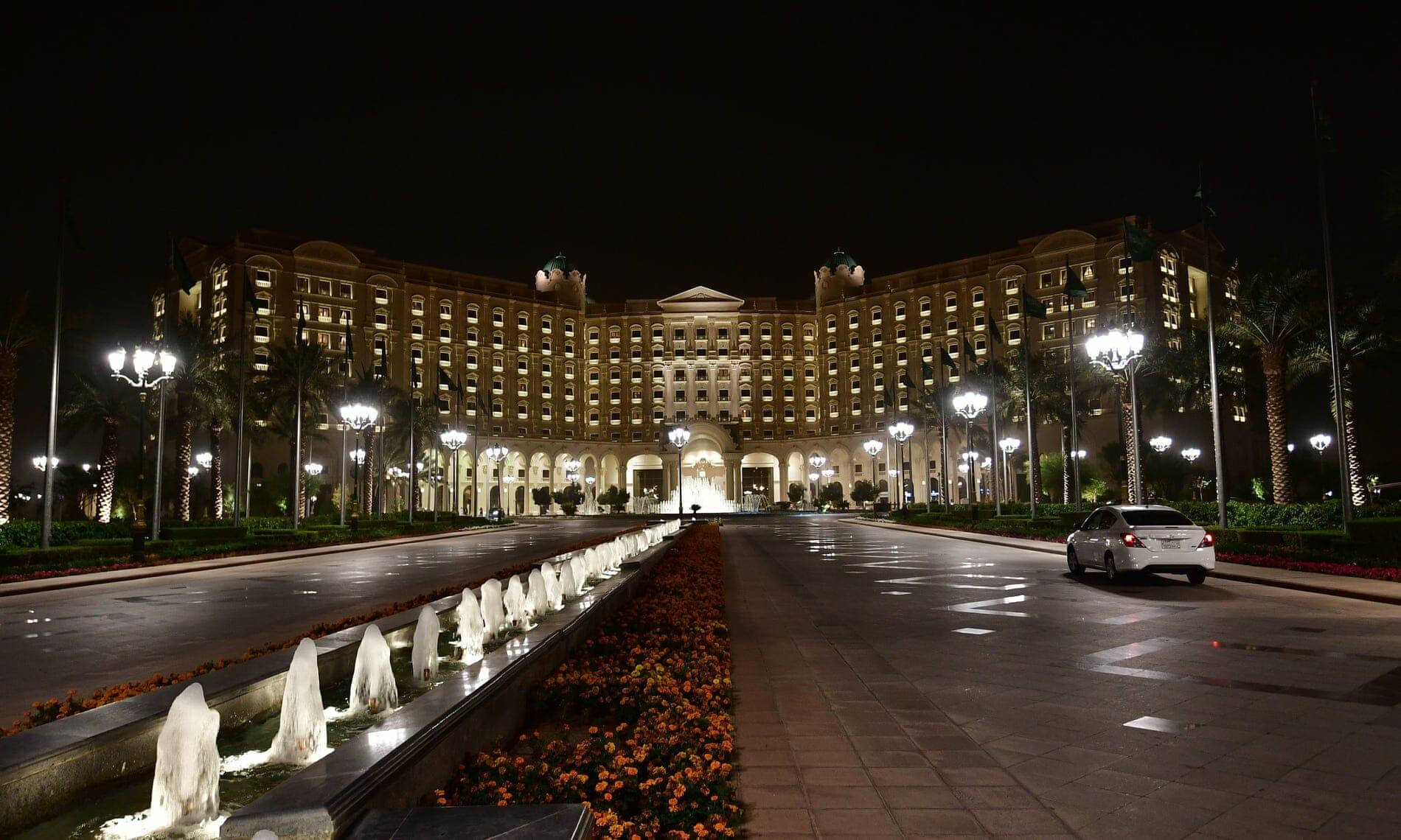 الرتيز كارلتون ريتز أحداث فندق الريتز