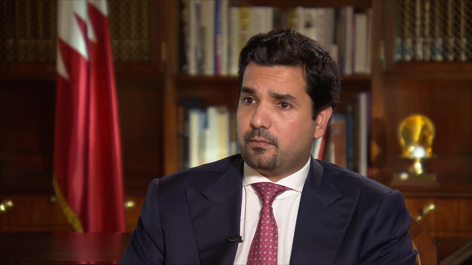 السفير القطري في واشنطن