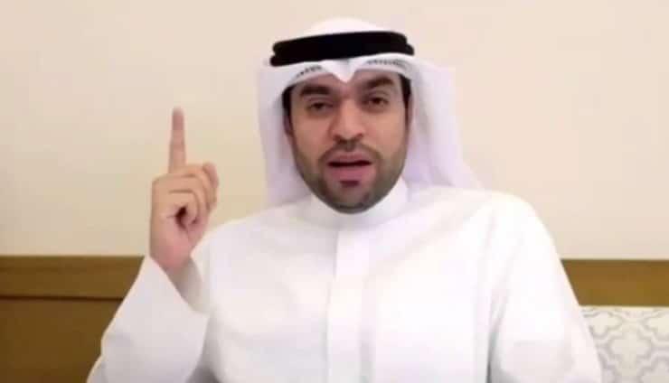 الشاعر الكويتي أحمد الكندري يرد على تطاول تركي الحمد على صحيح البخاري