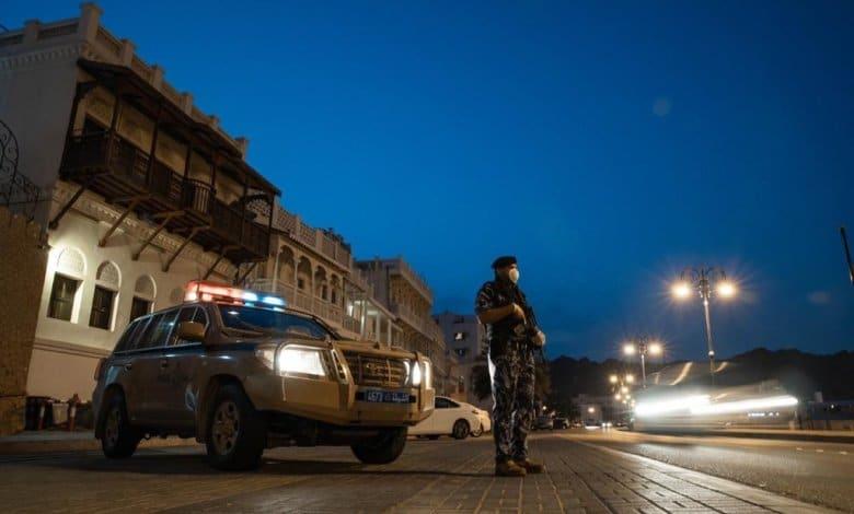 الشرطة السلطانية في عمان ، شبكة تهريب دولية