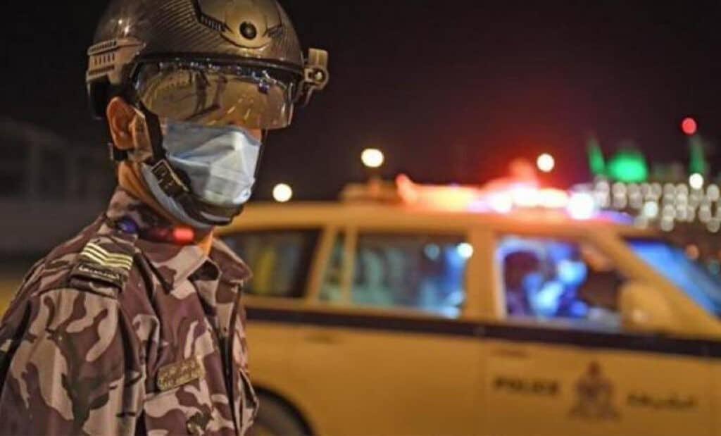 الشرطة العمانية