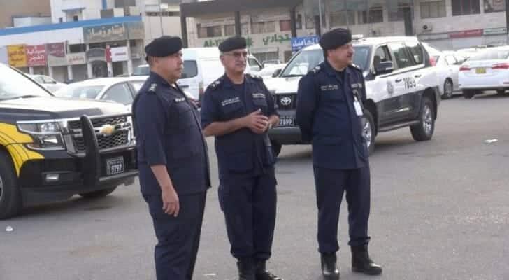 الشرطة الكويتية ، وافدة أوروبية