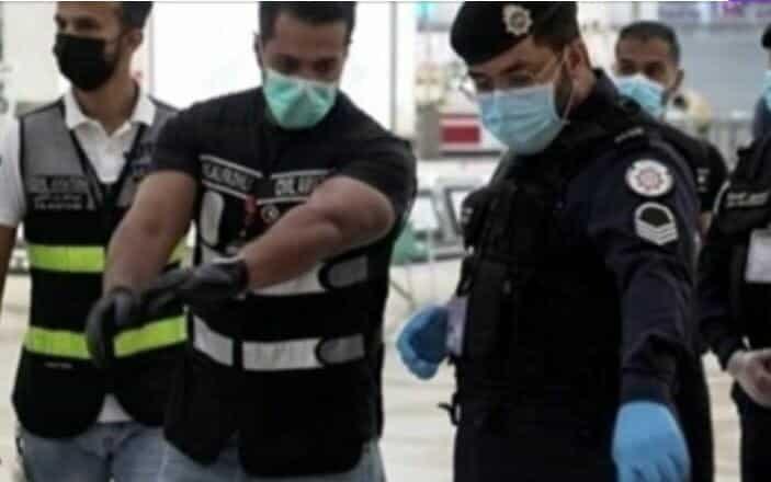 الشرطة الكويتية-سوري يعتدي على كويتي