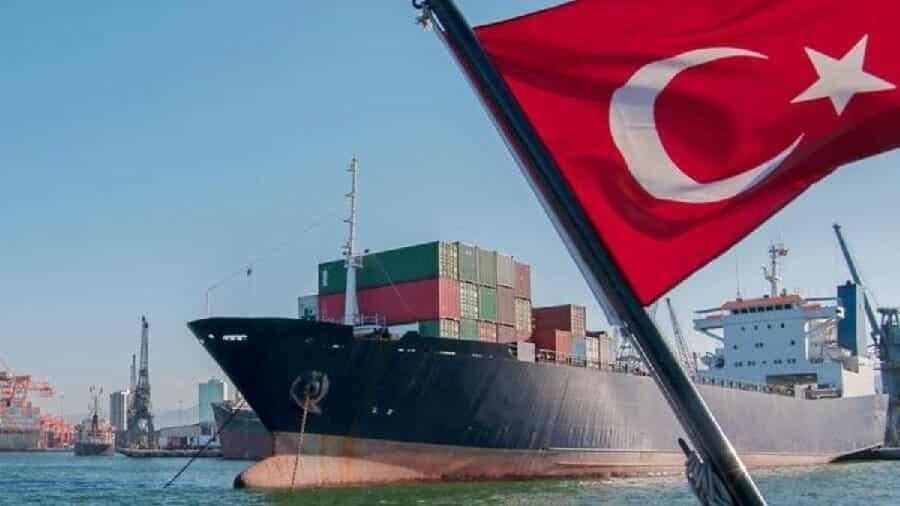 الصادرات التركية