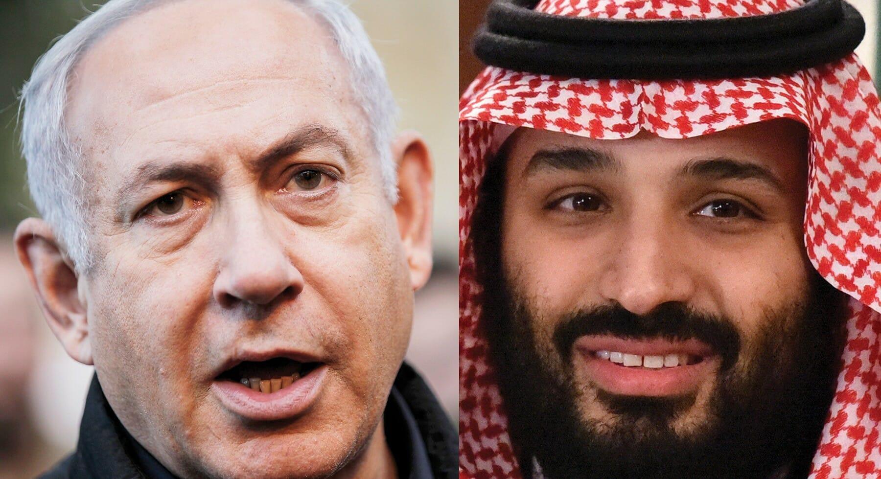 الفايننشال تايمز تكشف سر لقاء محمد بن سلمان ونتنياهو