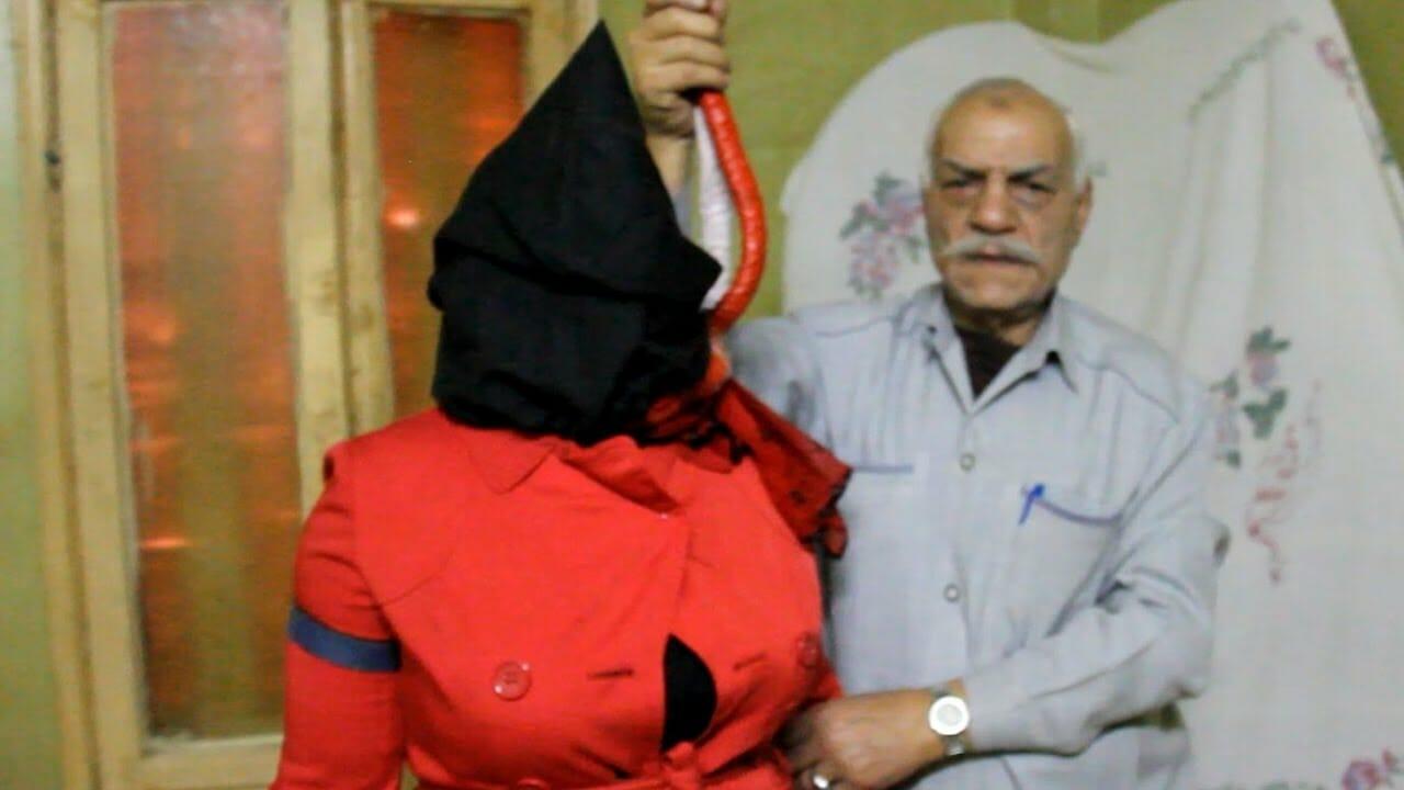 المصري حسين عشماوي منفذ الاعدام