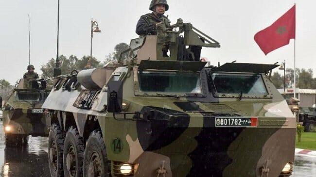 المغرب-القيادة العسكرية المغربية