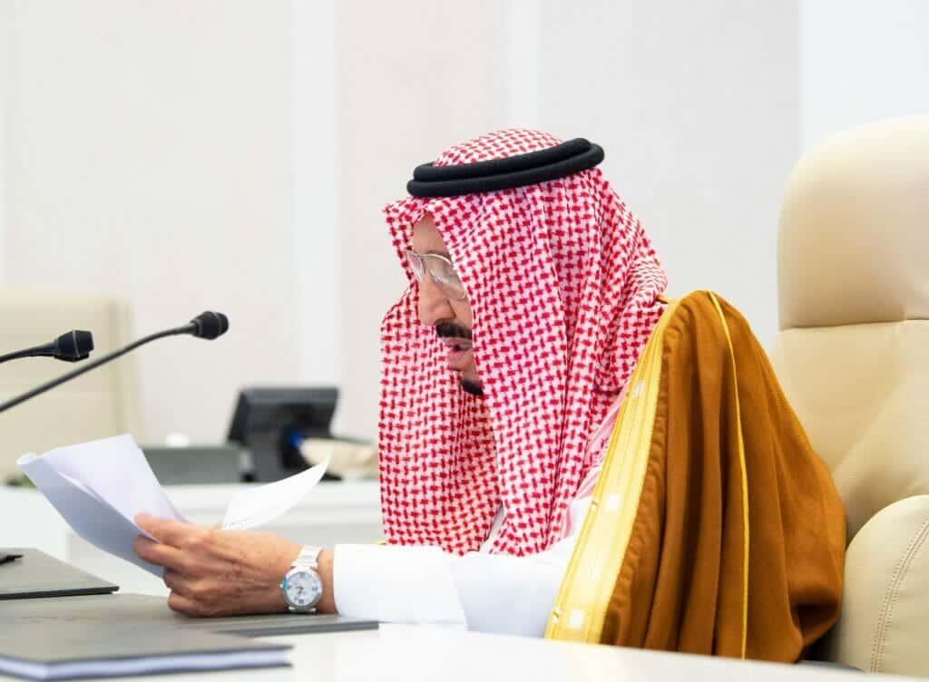 الموت يفجع الملك سلمان بموت مساعد بن عبدالعزيز