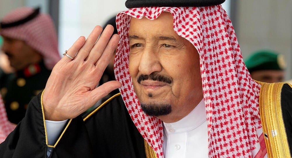 نتنياهو يُقبل رأس الملك سلمان فرحاً بعدما كفر الإخوان المسلمين وهذا أكثر خبر أسعده في الدنيا!