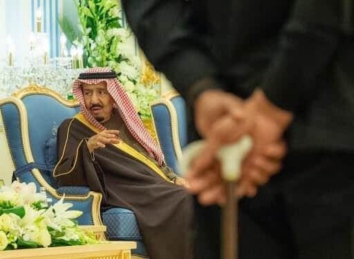 والد محمد بن سلمان الملك سلمان