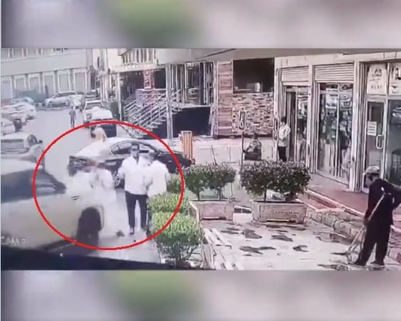 حادثة دهس في الكويت