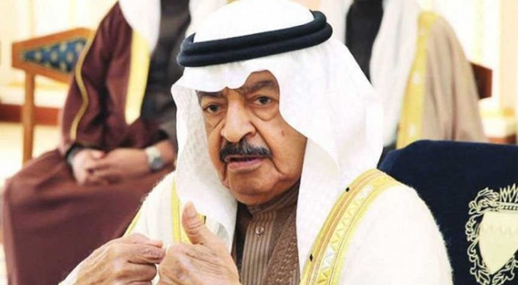 خليفة بن سلمان آل خليفة