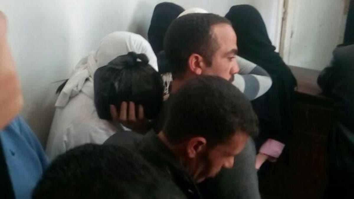 دعارة في مصر-شاب وفتاة في المدرسة