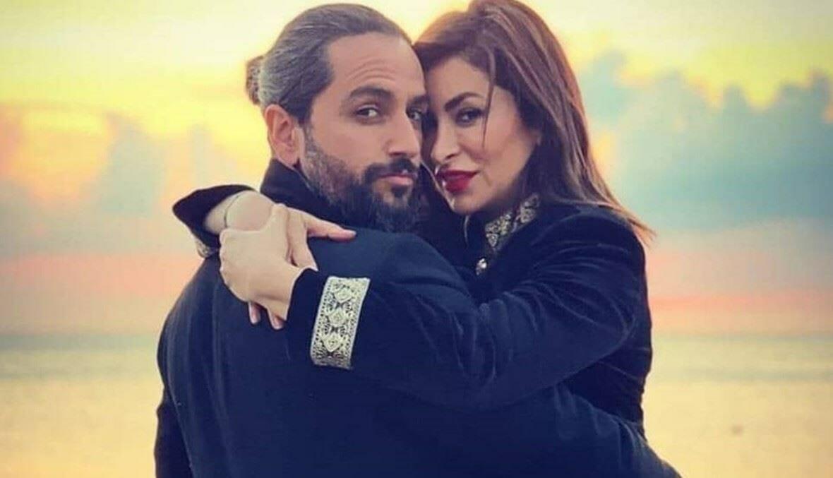ديما بياعة وزوجها