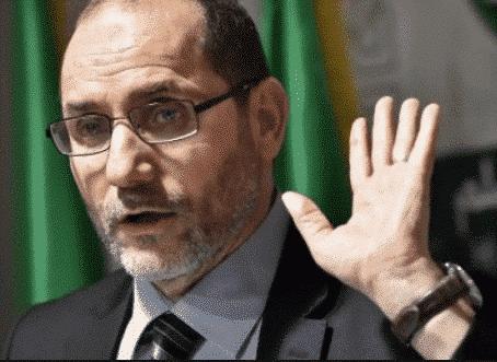 عبد الرزاق مقري ، جبهة البوليساريو