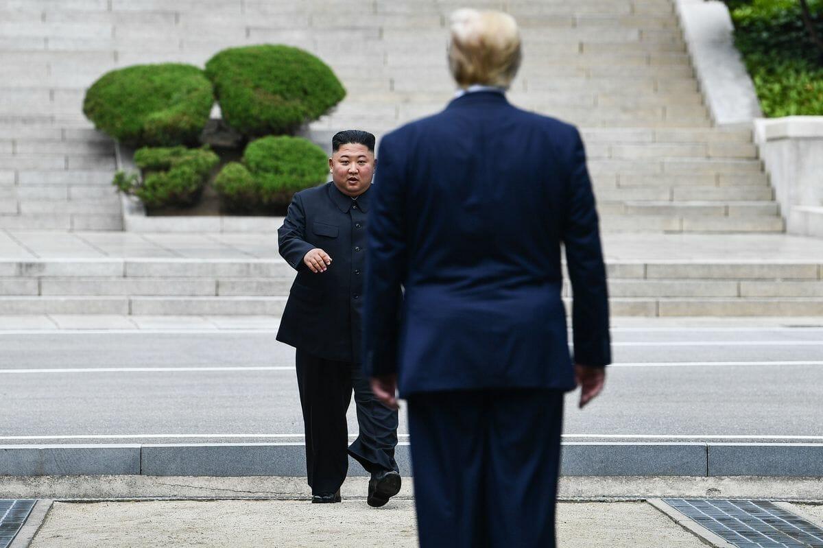 زعيم كوريا الشمالية يتمنى فوز ترامب في الانتخابات الأمريكية