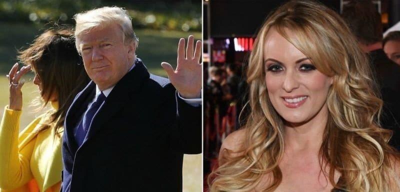 الممثلة الإباحية التي فضحت ممارسة ترامب الجنس معها تتعهد بهذا الأمر إذا خسر الإنتخابات