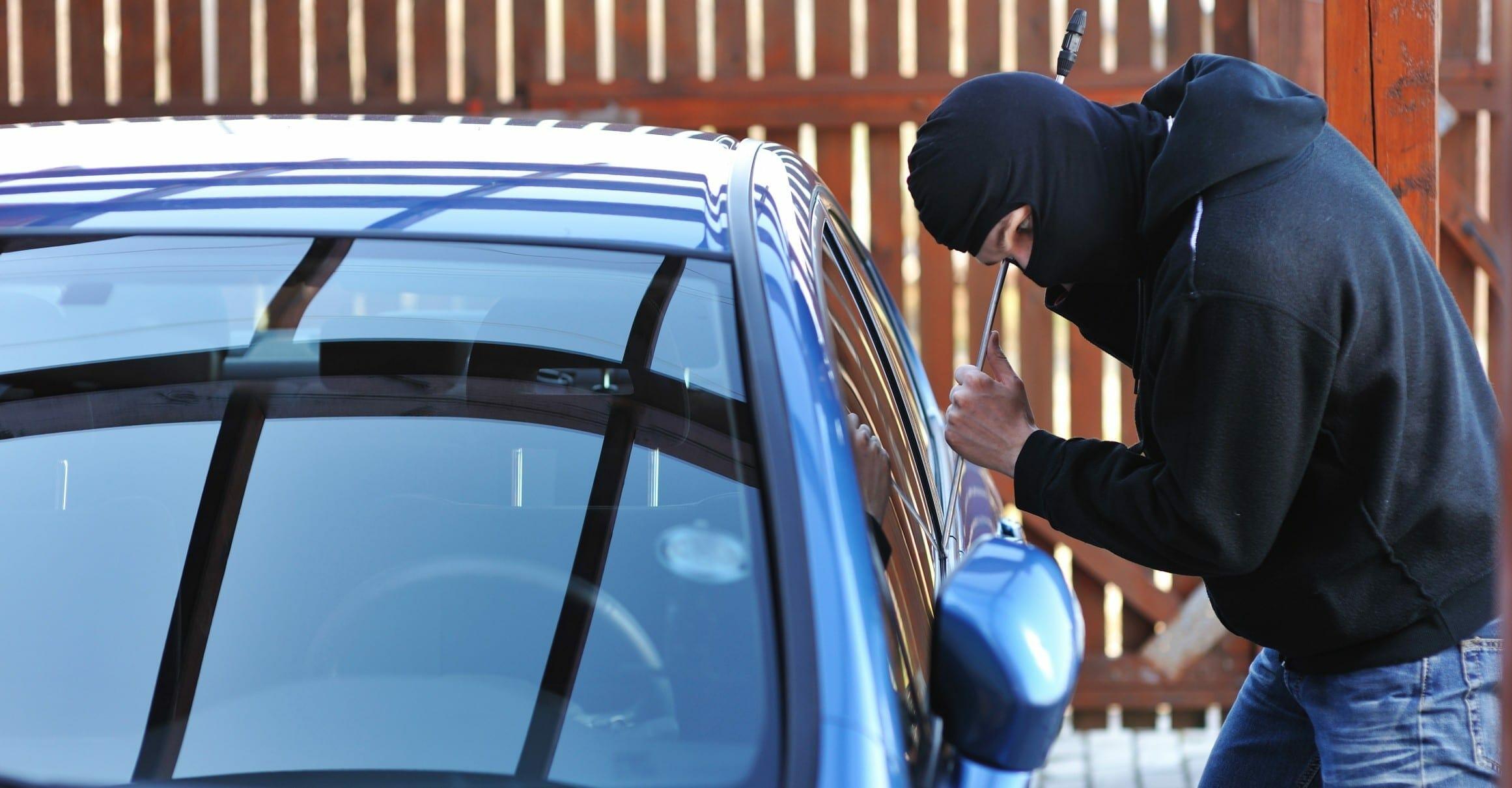سرقة سيارات