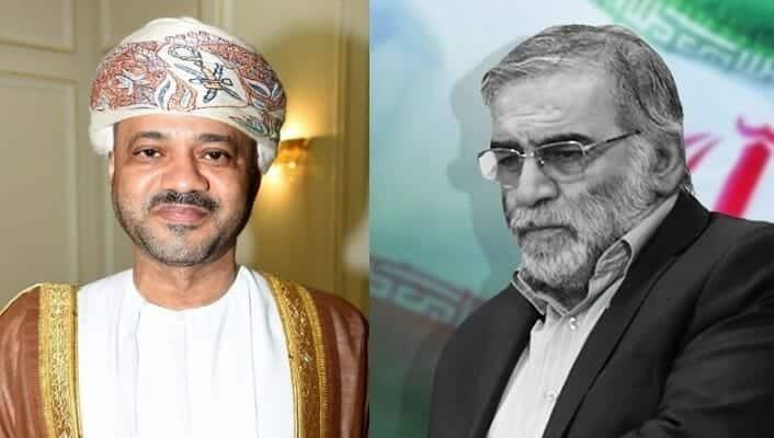 سلطنة عمان تدين اغتيال العالم النووي الإيراني محسن فخري زاده
