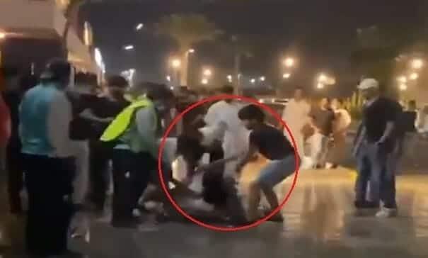 شجار في الكويت