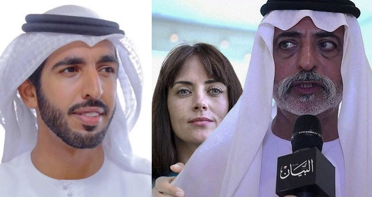 شخبوط بن نهيان نجل وزير التسامح الإماراتي نهيان بن مبارك آل نهيان