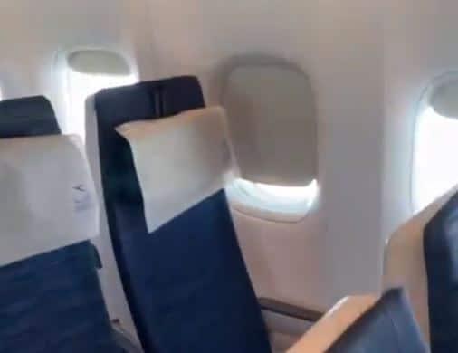 طائرة كويتية-مواطن كويتي طائرة فارغة