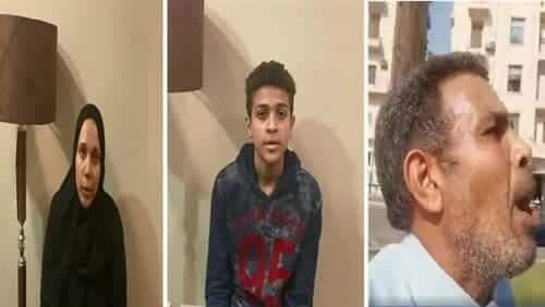 """سفالة منقطعة النظير.. """"شاهد"""" ماذا فعلت السلطات المصرية مع عائلة محمد حسني الذي أحرق نفسه في ميدان التحرير!"""