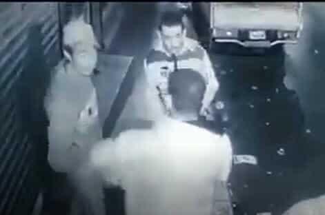 اعتداء على عامل نظافة الأردن